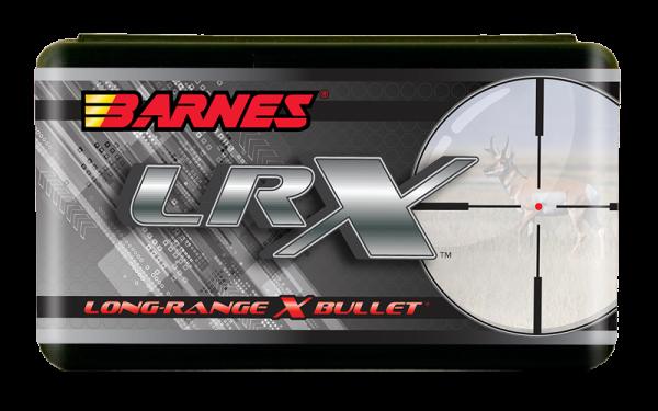 BARNES #30318 LONG RANGE HUNTING GESCHOSSE .30/.308 175GR LRX BT 50STÜCK